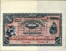 2462:Mexico. Estado De Chihuahua, Tesoreria General