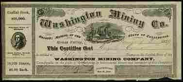 5914 California Washington Mining Company
