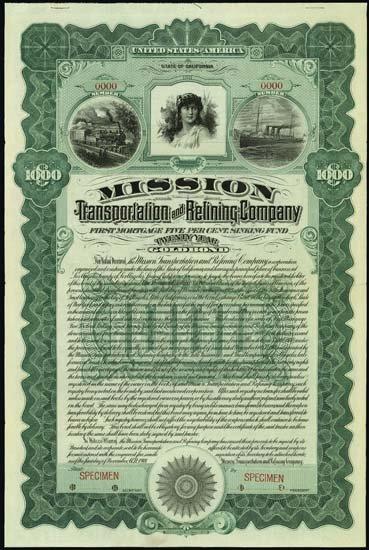 6076: California. Mission Transportation and Refining C
