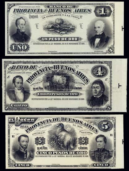 6823: Argentina. El Banco De La Provincia De Buenos Air