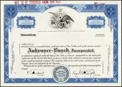9017: Missouri. Anheuser-Busch, Inc.