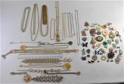 Lot of Costume jewelry - Bergere