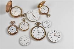 Pocket Watch Group Elgin, Tacote