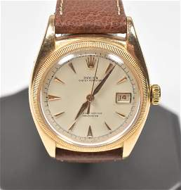 Rolex Oyster Perpetual Rose Gold 18K