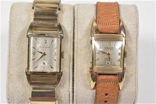 Bulova and Gruen Watches, New Old Stock