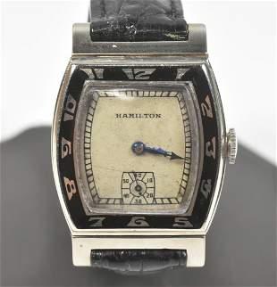 Hamilton 14K Coronado 1928