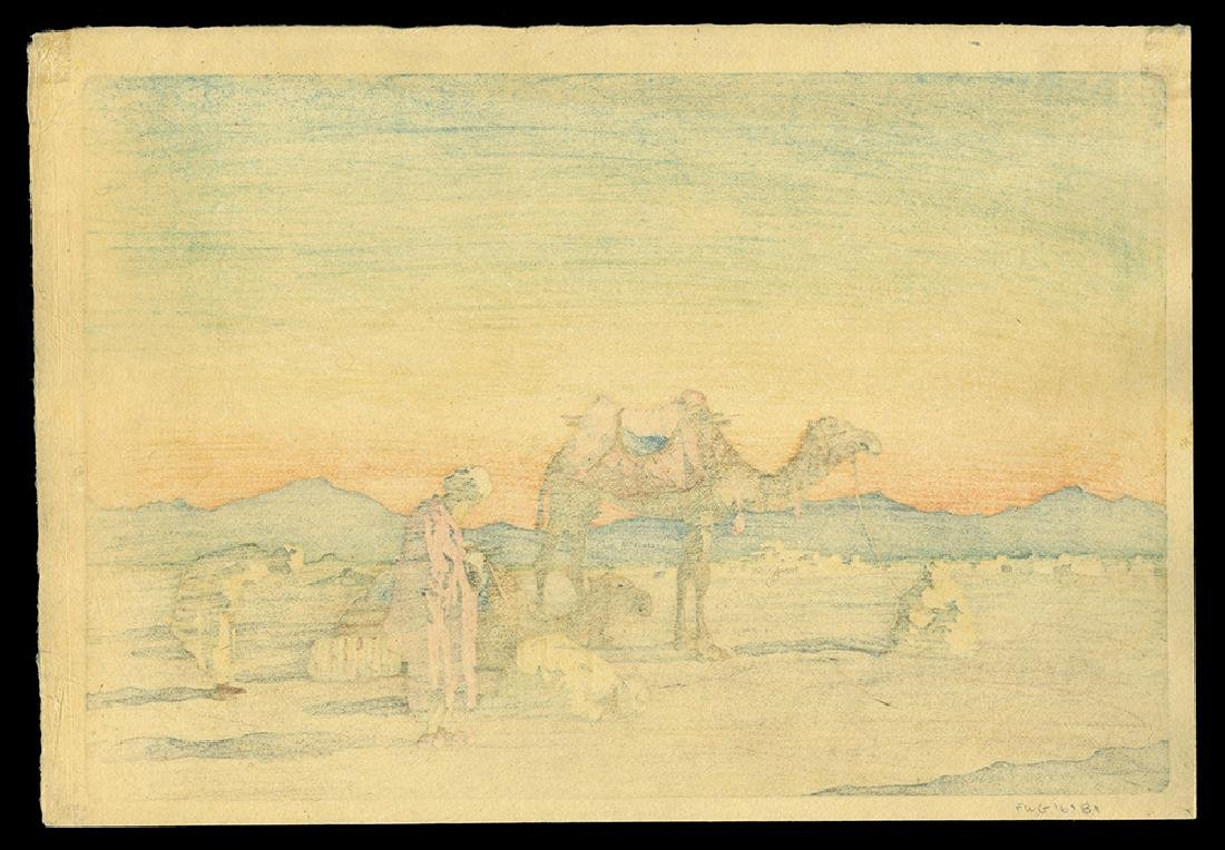 Charles W. Bartlett - Japanese Print - 2