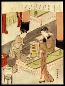 Suzuki Harunobu - Japanese Print