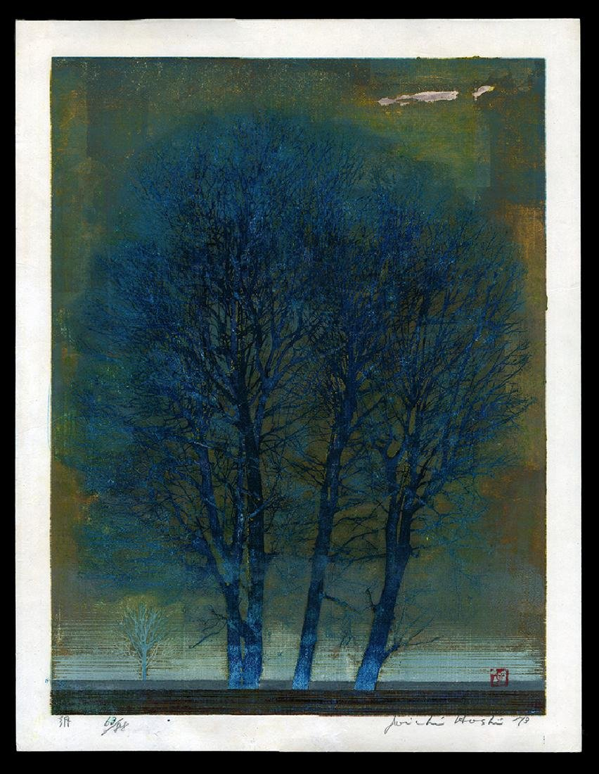 Joichi Hoshi - Japanese Print