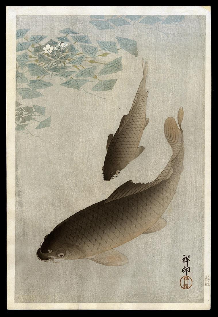 Ohara Shoson - Japanese Print