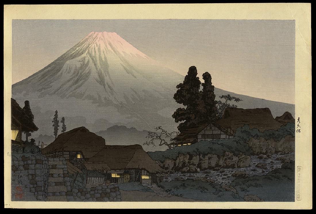 Shotei Hiroaki - Japanese Print