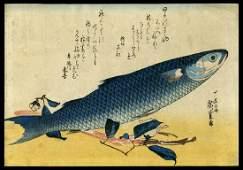 Ando Hiroshige  Japanese Print