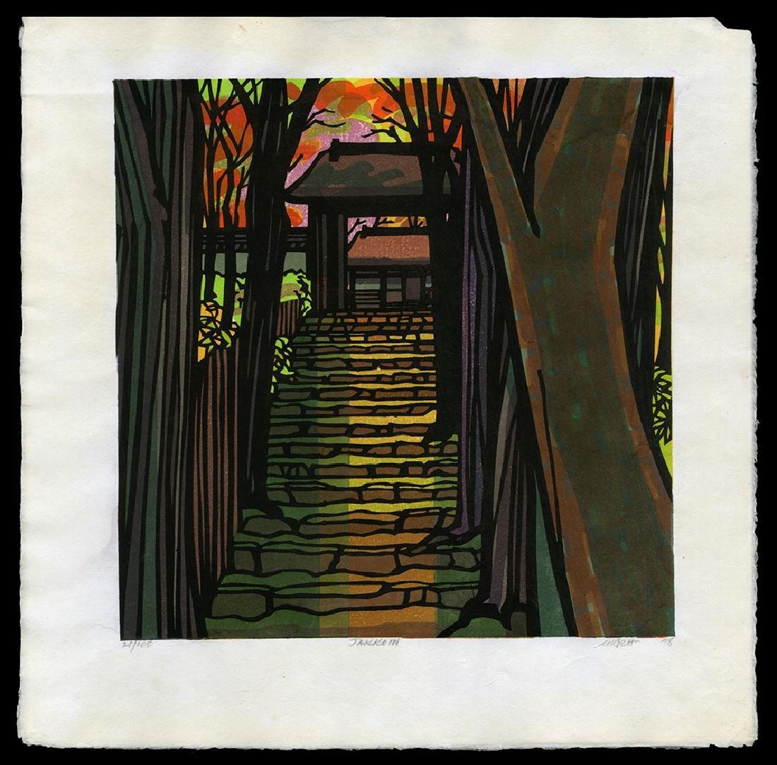 Clifton Karhu - Japanese Print