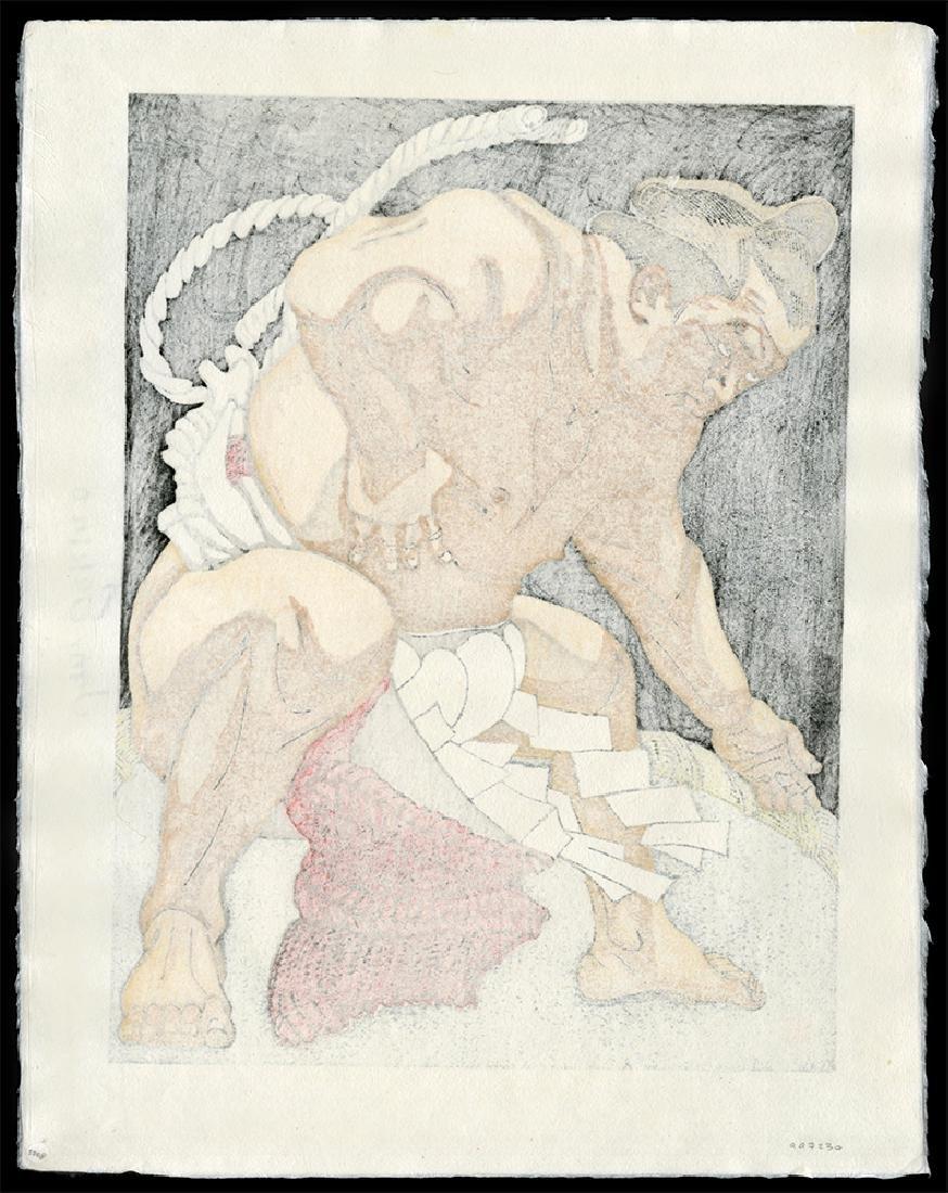Jun'ichiro Sekino - Japanese Print - 2