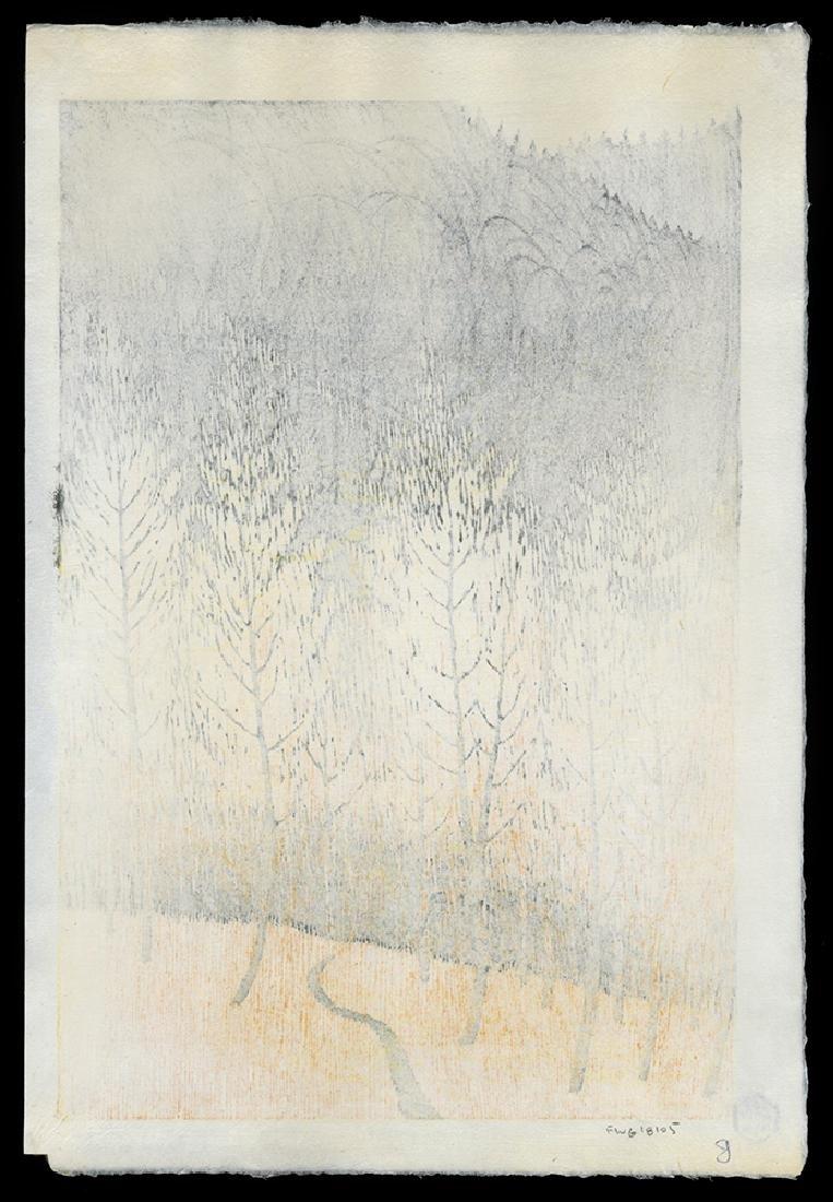 Kasamatsu Shiro - Japanese Print - 2