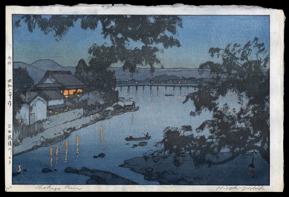 Hiroshi Yoshida - Japanese Print