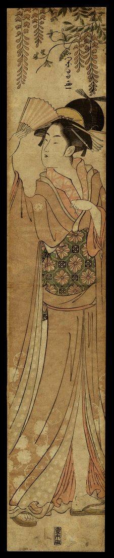 Chokosai Eisho - Japanese Print