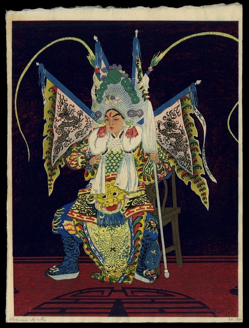 Elizabeth Keith - Japanese Print