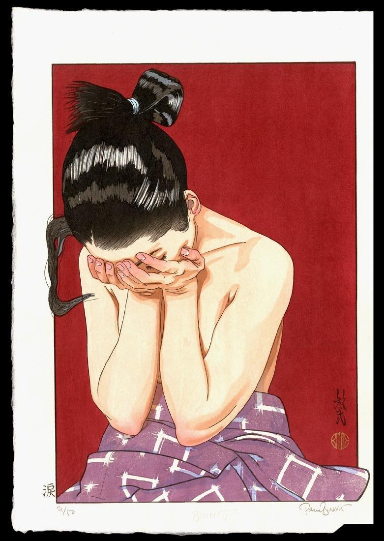 Paul Binnie Japanese Woodblock Print
