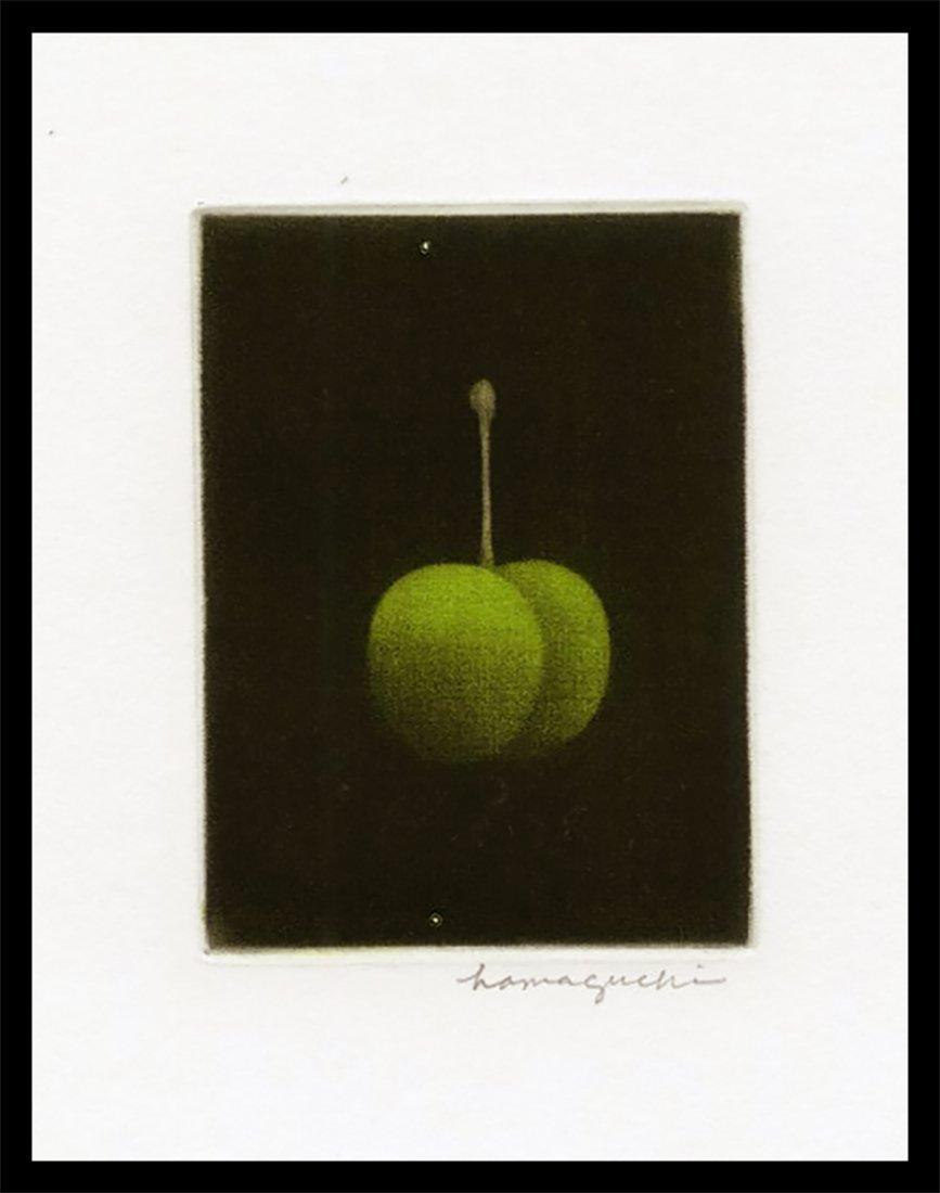 Yozo Hamaguchi - Japanese Print