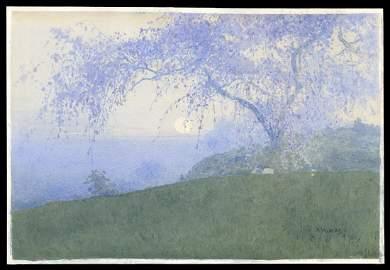 Hiroshi Yoshida - Japanese Painting