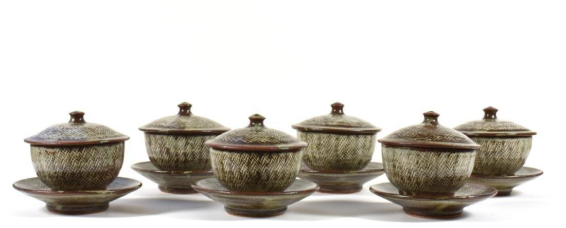 Tatsuzo Shimaoka - Japanese Stoneware