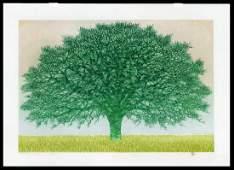 Hajime Namiki - Japanese Woodblock Print