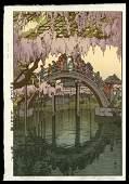 Hiroshi Yoshida - Japanese Woodblock Print