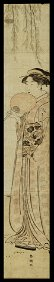 Katsukawa Shuncho - Japanese Print