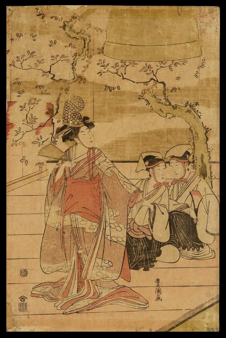 Utagawa Toyokuni I - Japanese Print