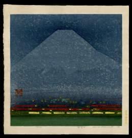 Okiie Hashimoto - Japanese Print