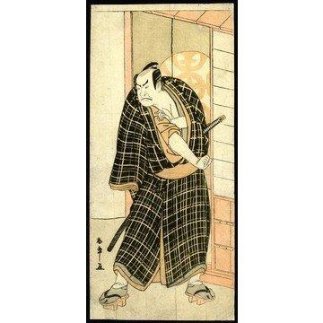 4: Katsukawa Shunsho Woodblock