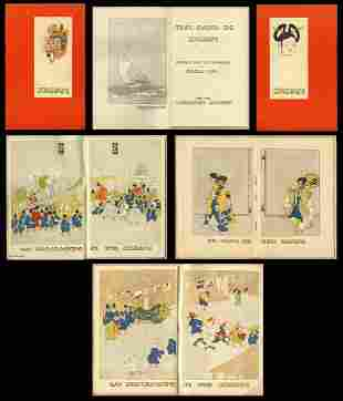 Bertha Lum Booklet - Ten Days in Japan
