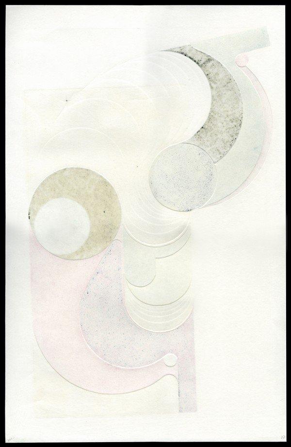3: Kazumi Amano Woodblock - 2
