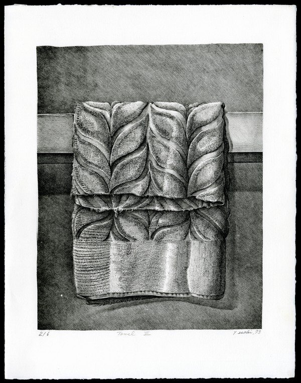 17: Yasuhiro Esaki Lithograph