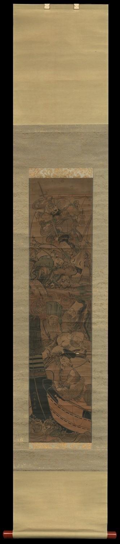 2: Katsukawa Shunsho Woodblock