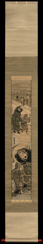 3: Isoda Koryusai Woodblock