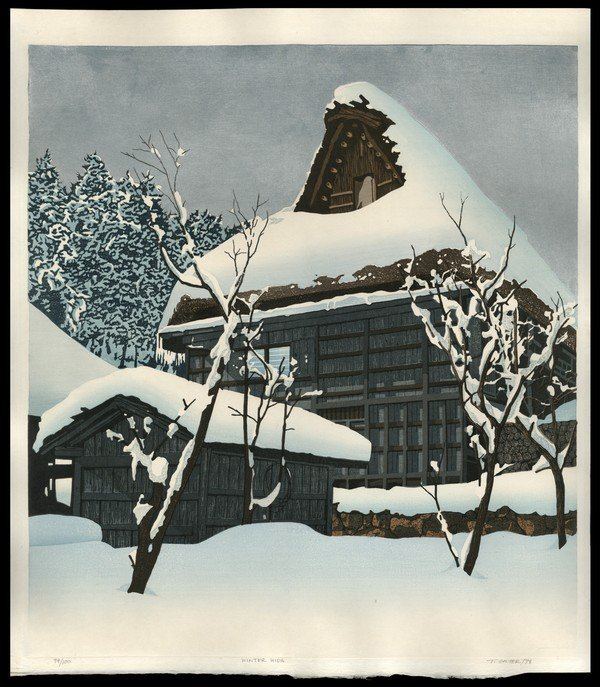 15: Ted Colyer Woodblock