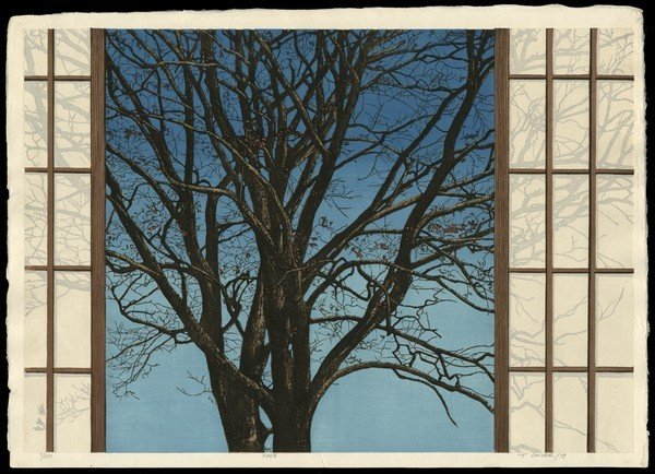 16: Ted Colyer Woodblock
