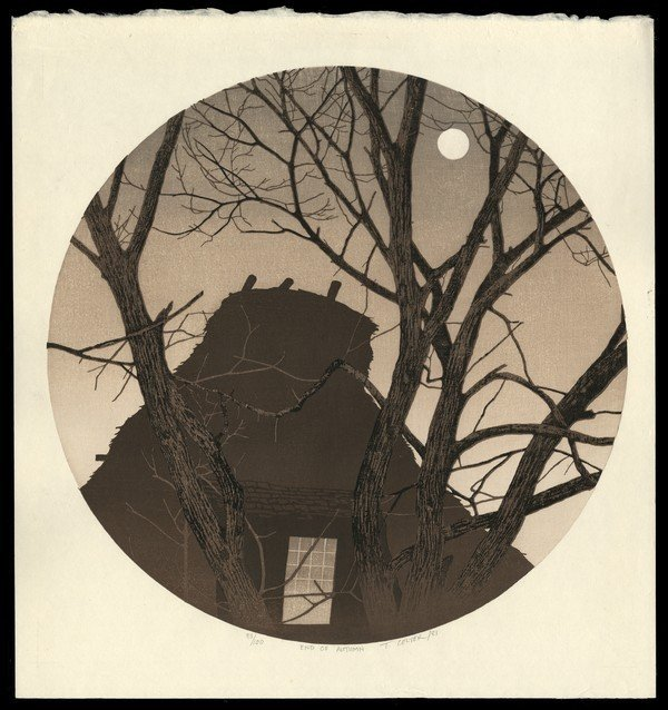 17: Ted Colyer Woodblock
