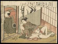 27: Suzuki Harunobu Woodblock