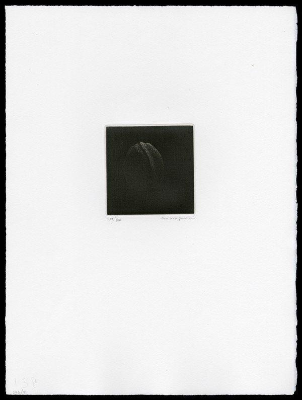 15: Yozo Hamaguchi Mezzotint
