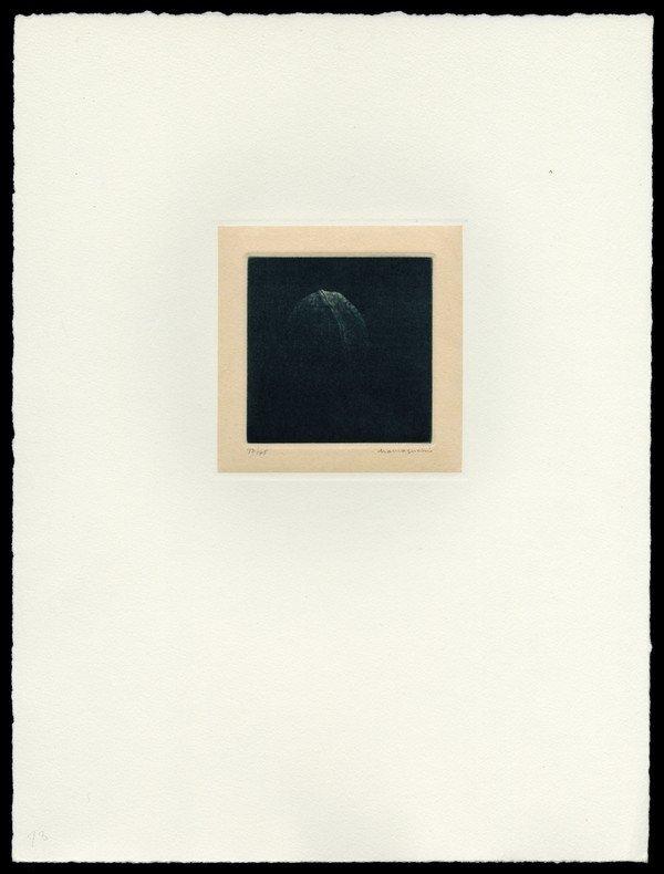 17: Yozo Hamaguchi Color Mezzotint