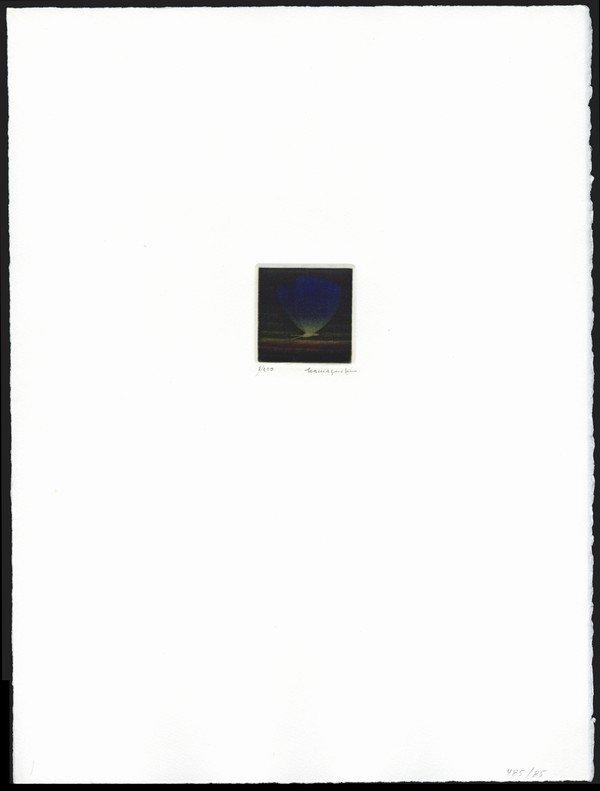 18: Yozo Hamaguchi Color Mezzotint