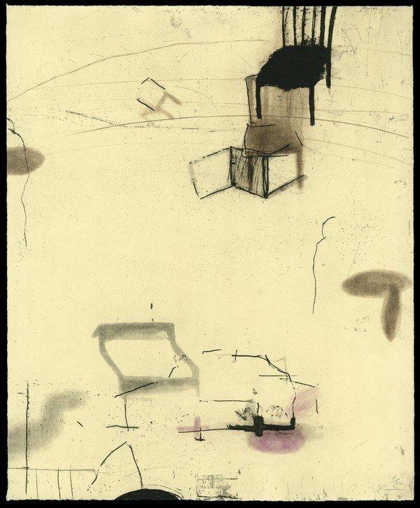 24: Yoko Hara Aquatint And Drypoint