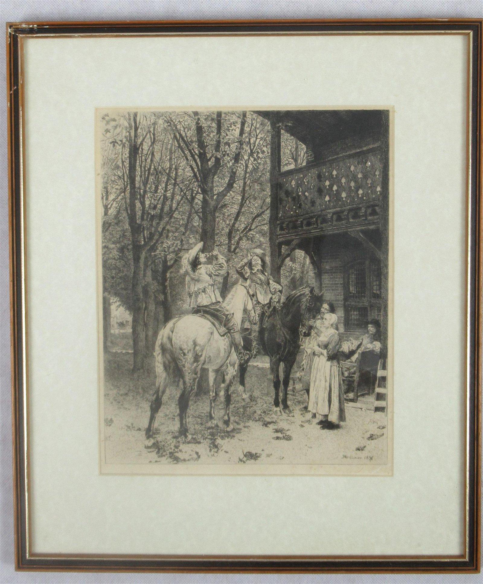 Messonier Print