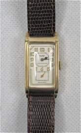 A 9ct Gold Rolex Prince Chronometer Gents' Wristwatch