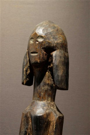 A Mumuye Figure Prov:Mark Verstockt collection
