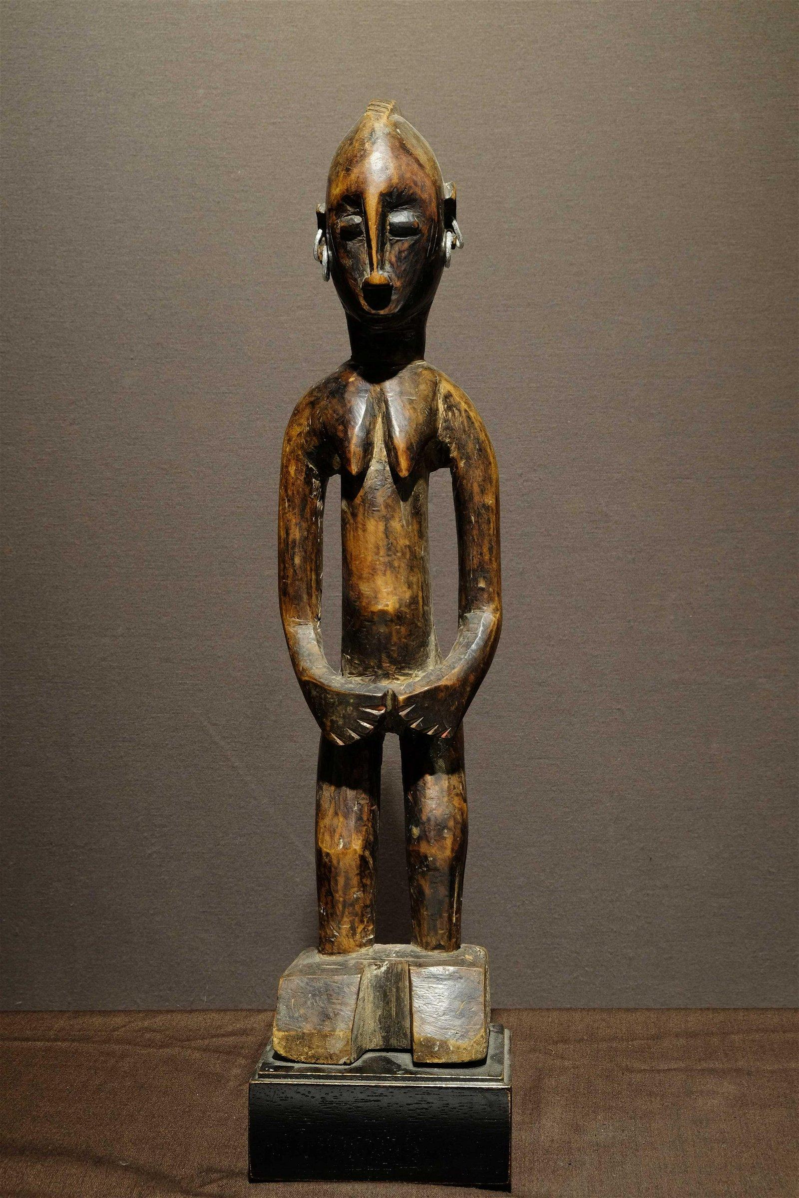 Bamana Jo Nyeleni figure Prov: Jan Kusters collection