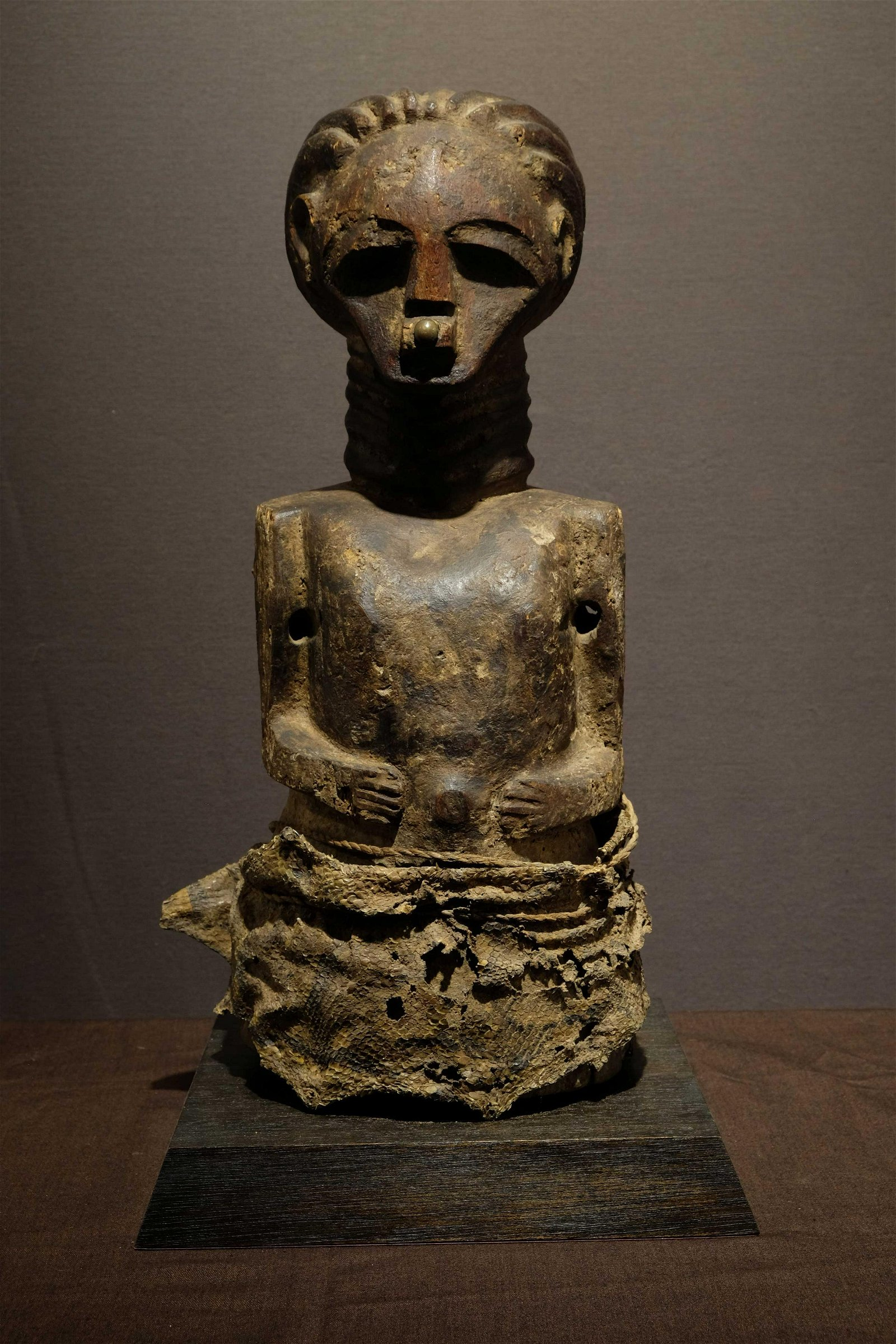 Songye African Art Figure